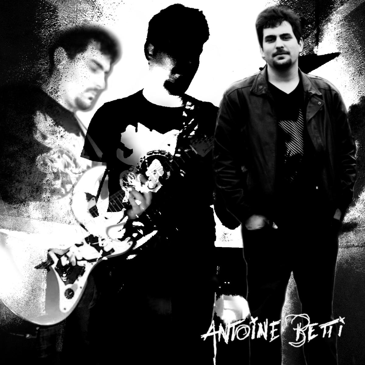 Antoine Betti - Guitar
